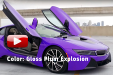 - Color: Gloss Plum Explosion