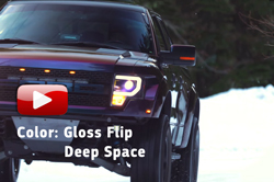 - Color: Gloss Flip Deep Space